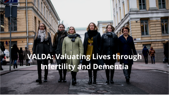 VALDA: Valuating Lives through Infertility and Dementia
